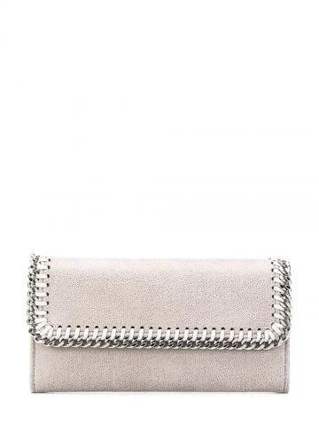 Grey Falabella Continental Wallet