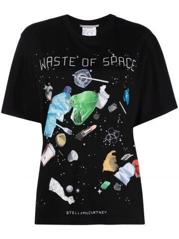 Stella 2001 black T-shirt