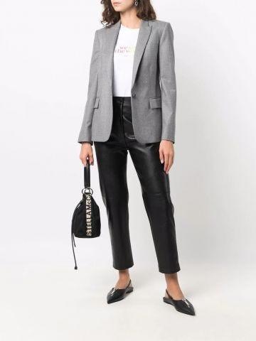 Grey Iris tailored jacket