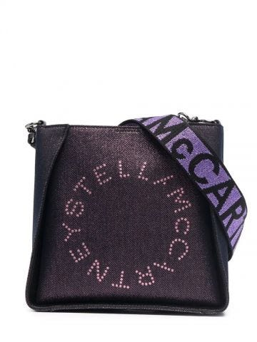 Black Stella Logo bag