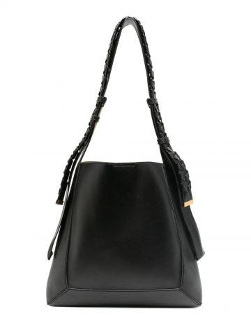 Black medium Hobo bag