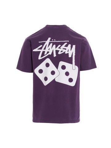 Purple Dice T-shirt