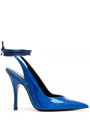 Blue Venus slingsback 105mm
