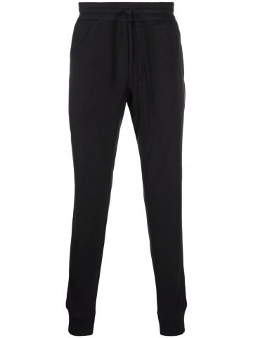 Classic tracksuit bottoms in black