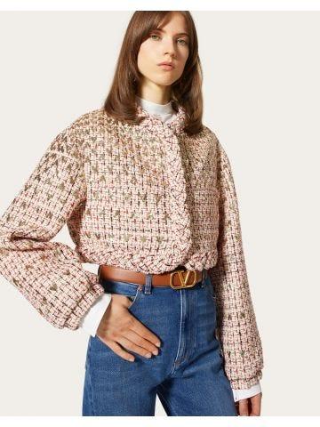 Sensation Lurex Tweed jacket
