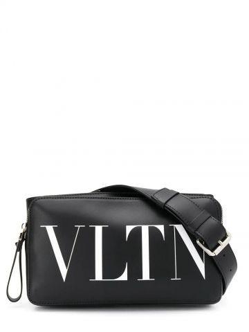 Leather VLTN belt bag