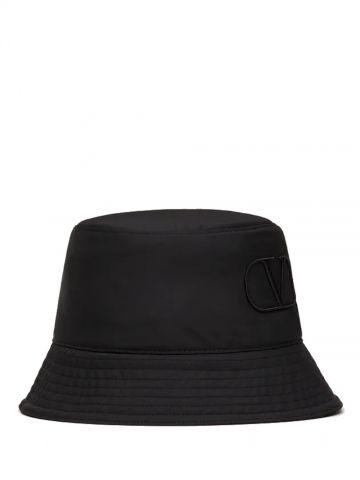 Cappello bucket VLTN nero