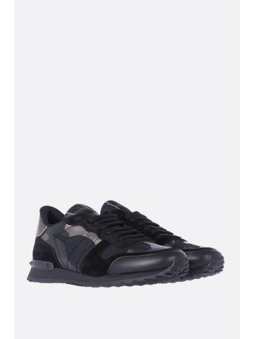 Rockrunner Sneaker Black