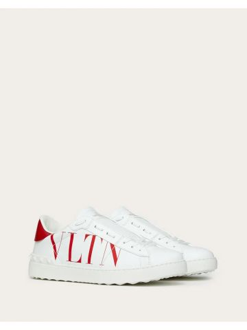 Open sneakers with VLTN