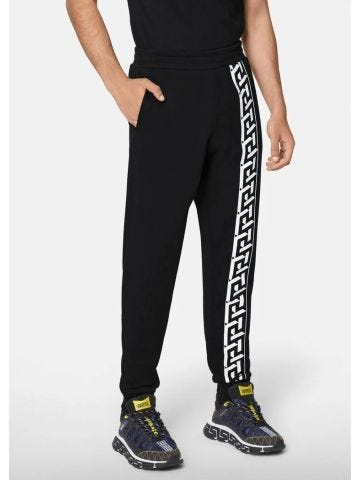 Greca detail athletic pants