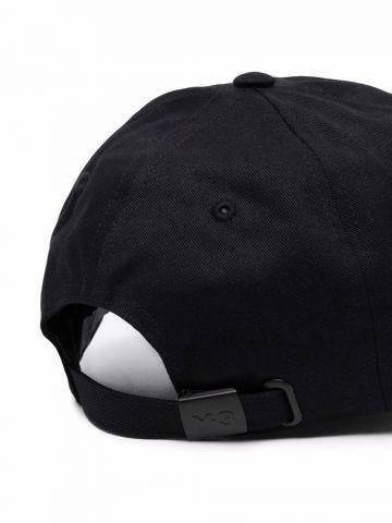 Black classic logo cap