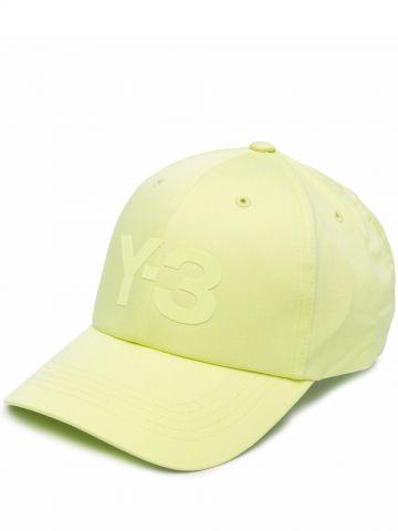 Yellow classic logo cap