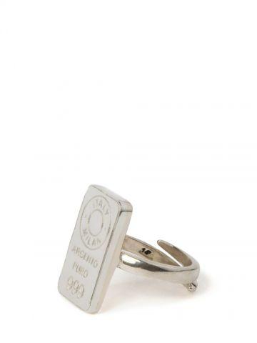Lingot d'Amour ring with ingot