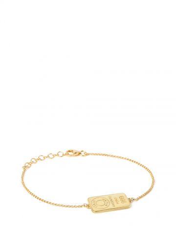 Lingot d'Amour bracelet with chain