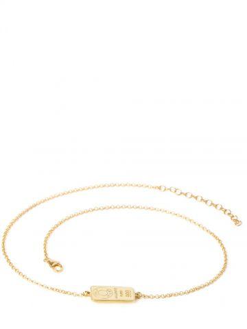 Lingot d'Amour necklace with ingot