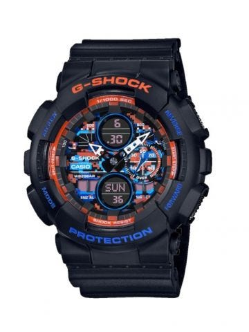 Casio multicolored G-SHOCK watch