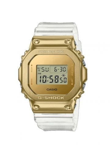 Casio white G-SHOCK watch