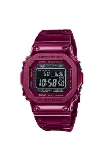 Casio pink G-SHOCK watch