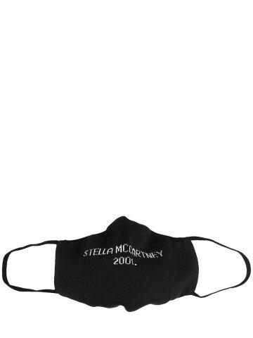 Black Stella McCartney 2001. logo mask