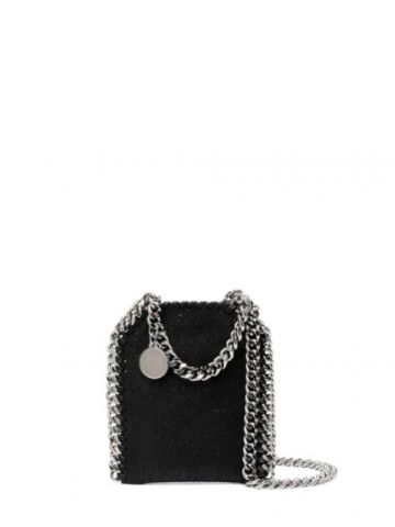 Black Falabella Mini Bag