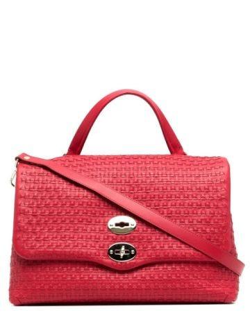 Postina M Rosso Corsa bag
