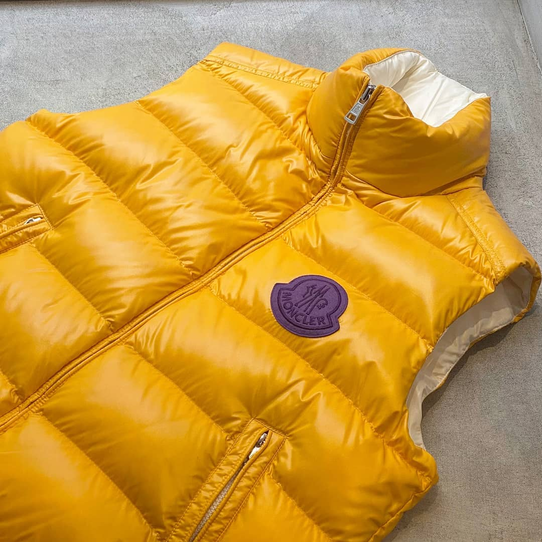 Bold character  @genteroma @moncler   #Moncler1952 Park vest available in store at Via del Babuino, 185.  #GenteRoma #MonclerGenius