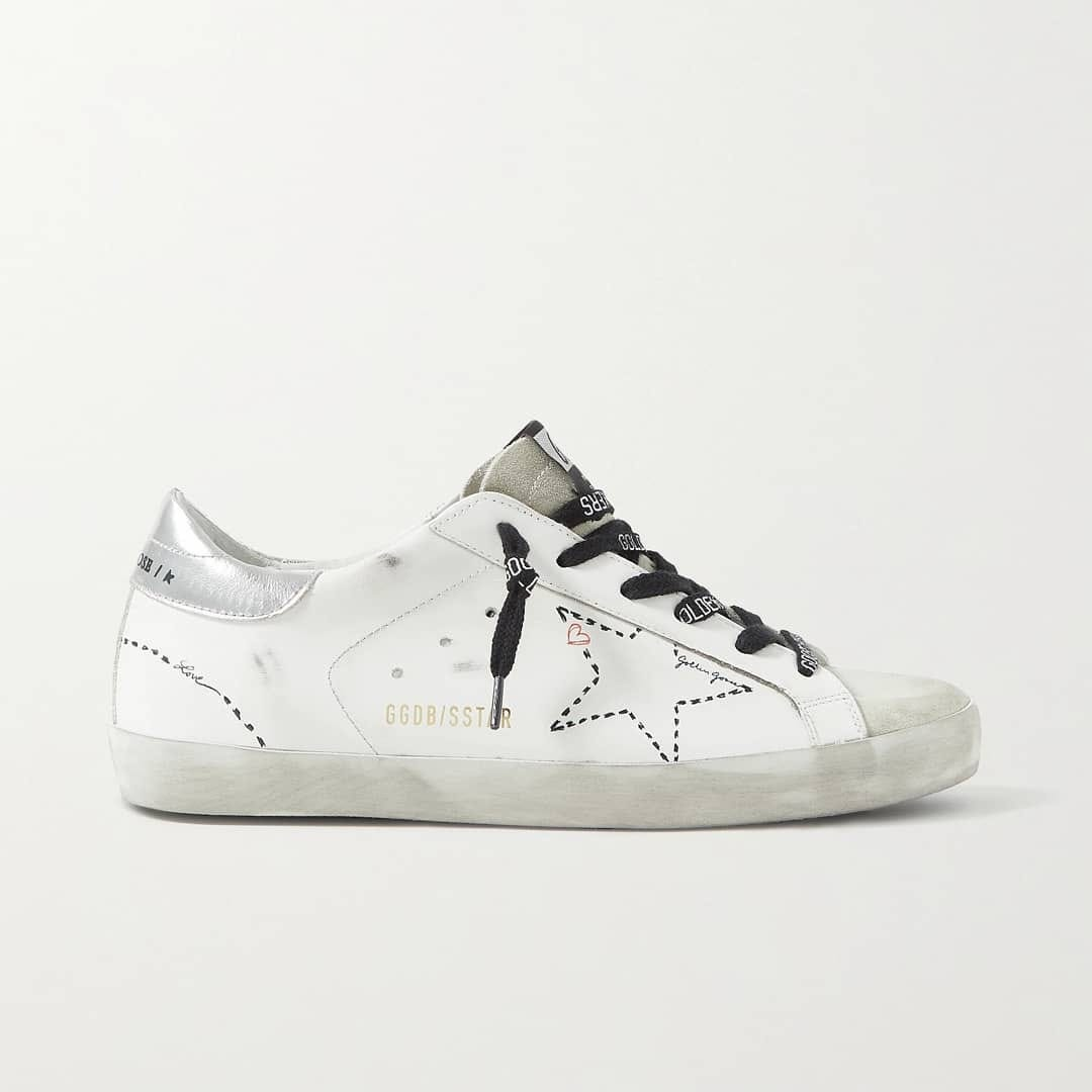 Signature star @genteroma @goldengoose   Golden Goose Superstar sneakers available on genteroma.com and in our boutiques.  #GenteRoma #GoldenGoose #SS21