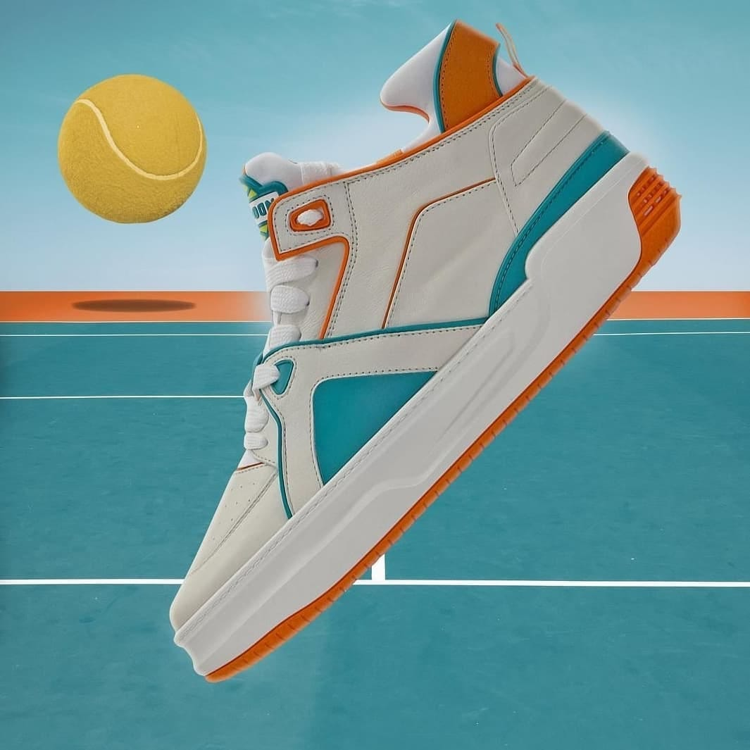 JUST DON TENNIS COURTSIDE MID • Inspired in Chicago