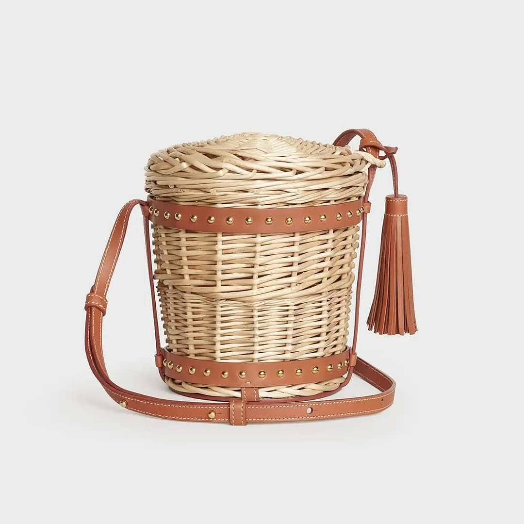 Summer companion  @genteroma @celine   Mini bucket classic panier bag available in store at Via del Babuino, 77.  #GenteRoma #Celine #SS20