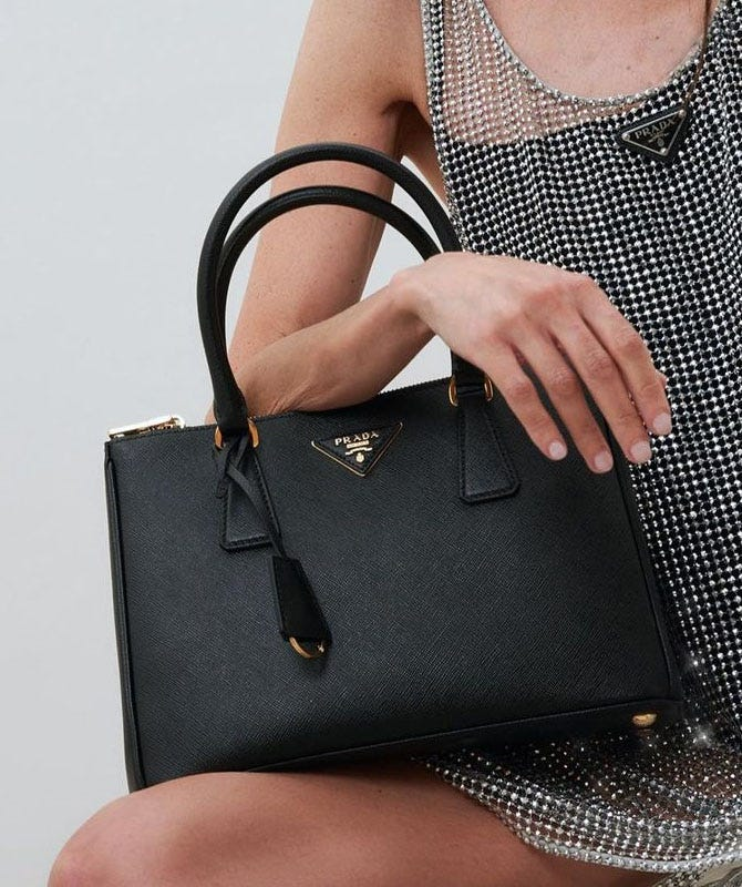 Bags on-trend